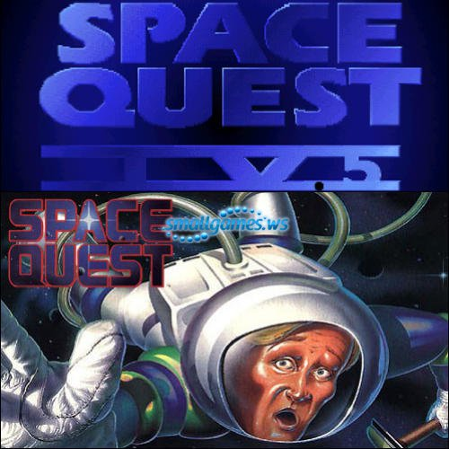 Space Quest IV.5 - Roger Wilco And The Voyage Home