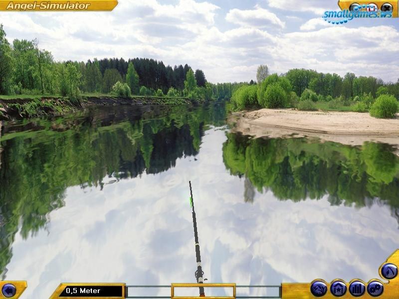 Игры о рыбалке