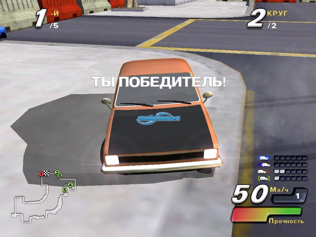Игру London Racer