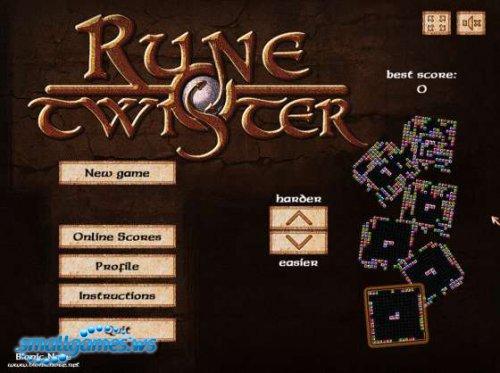 Rune Twister