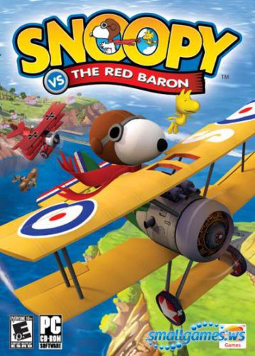 Snoopy: The Red Baron