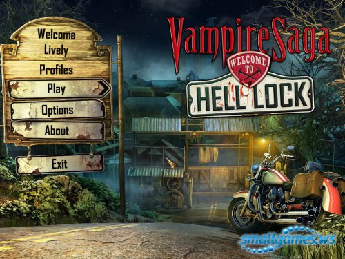 Vampire Saga 2: Welcome Hell Lock