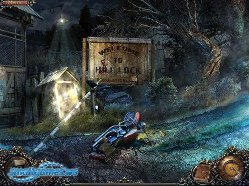 Vampire Saga 2: Welcome Hell Lock