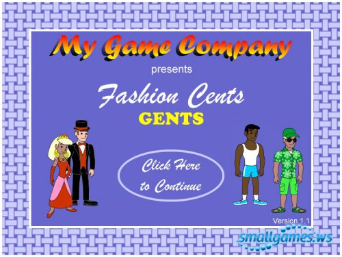 Fashion Cents Gents
