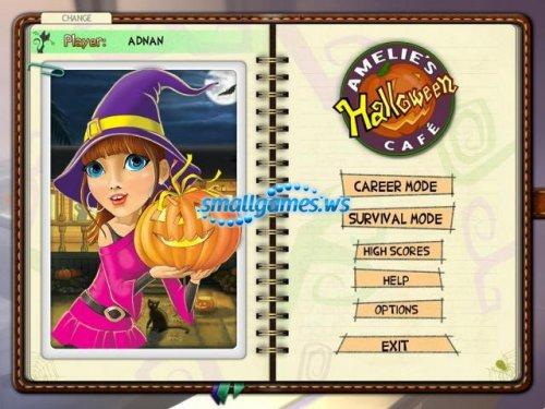 Amelies Cafe: Halloween