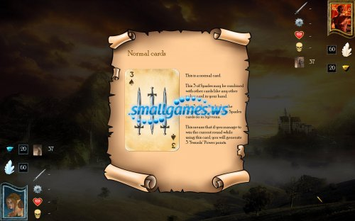 Sylvenia: Fantasy Poker