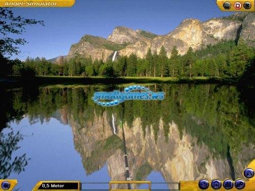 Angeln - Die Simulation