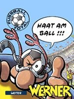Werner. Haat Am Ball
