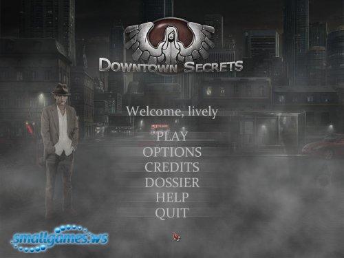 Downtown Secrets