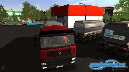 Tankwagen-Simulator 2011 (Русская версия)