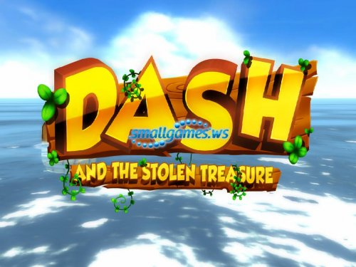 Dash and the Stolen Treasure