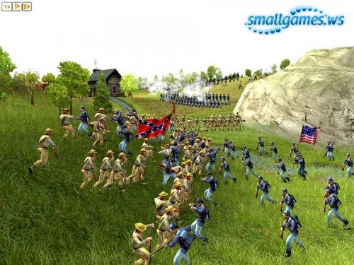 Гражданская Война: Решающий Удар