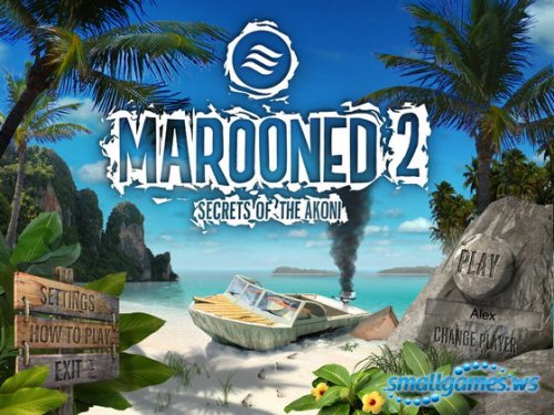 Marooned 2: Secrets of the Akoni