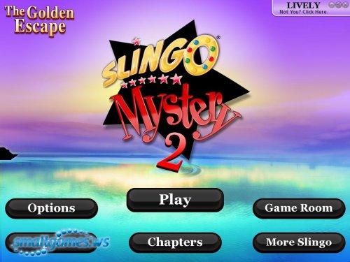 Slingo Mystery 2