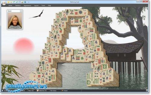 MahJong Suite 2011 v8.0 (русская версия)