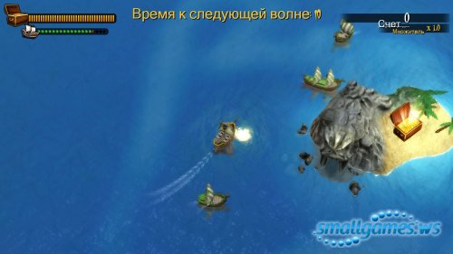 Woody Two-Legs: Attack of the Zombie Pirates (русская версия)