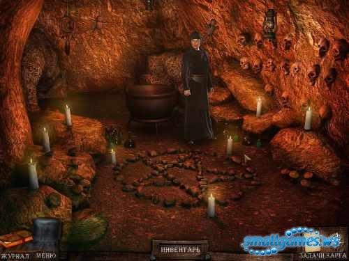 Hidden Mysteries: Секреты Салема