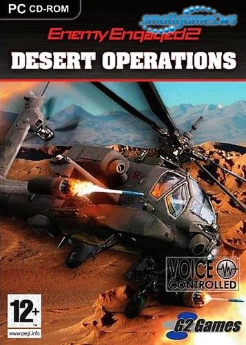Enemy Engaged 2. Desert Operations (2009/RUS/RePack by Fenixx)
