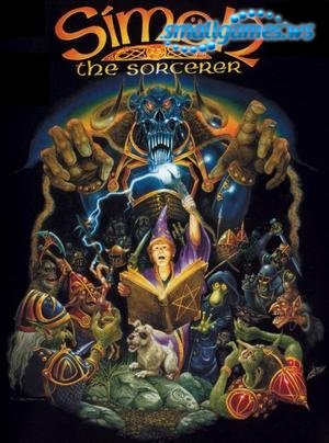 Simon the Sorcerer 1-2