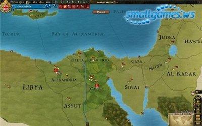 Europa Universalis III: Divine Wind (2010/ENG)