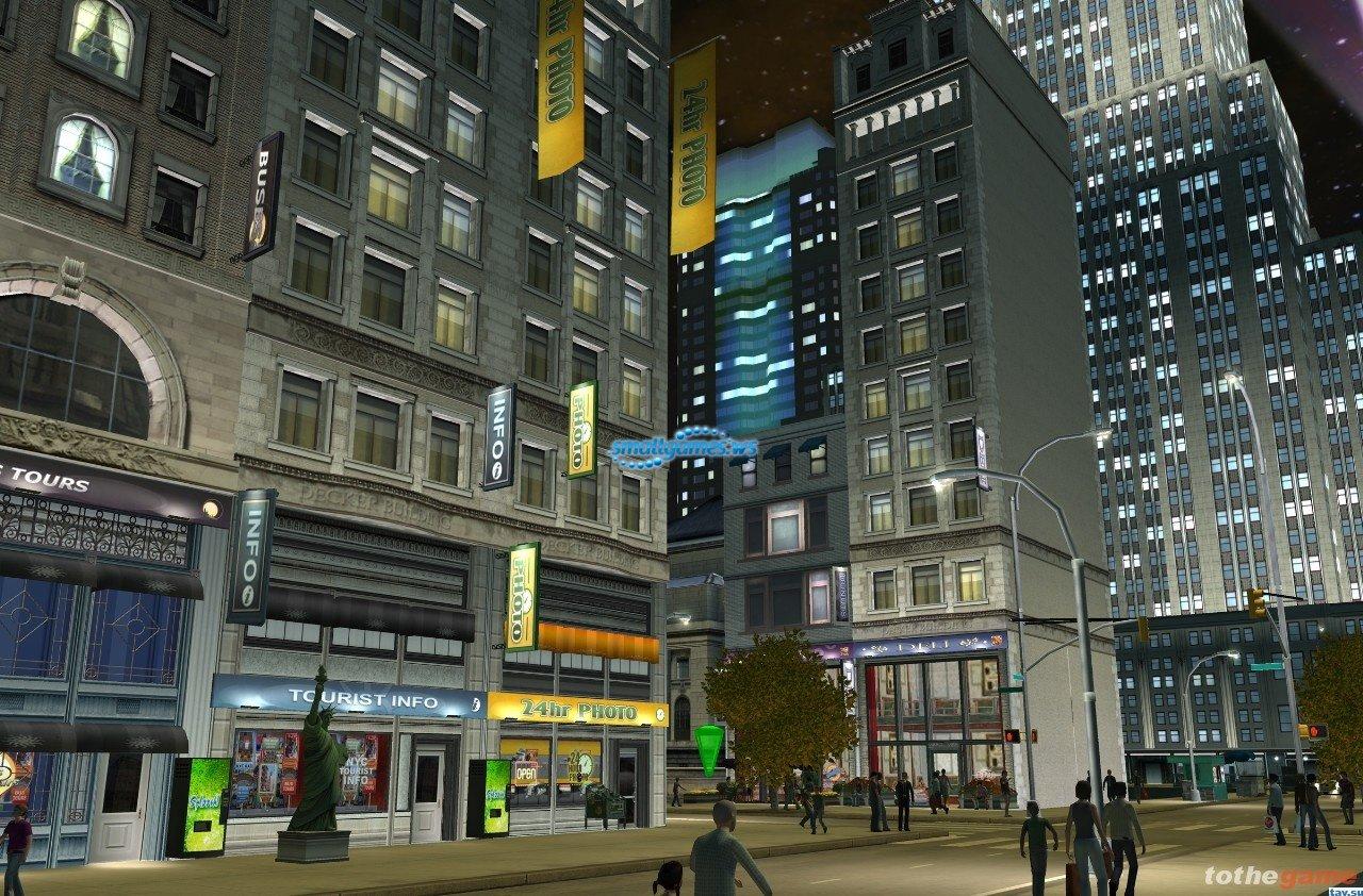 Изображение с игры Tycoon City New York.