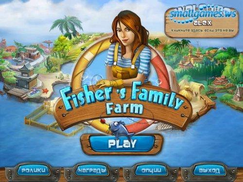 Fishers Family Farm (русская версия)