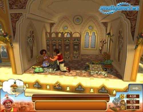Как достать: Принц Персии и жадный Халиф