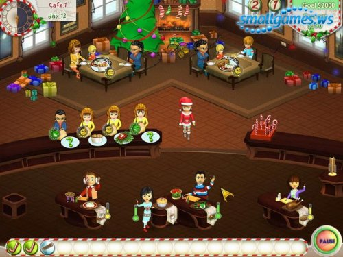 Amelies Cafe: Holiday Spirit