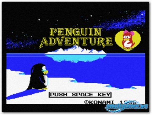 Penguin Adventure(Yume Tairiku Adventure)