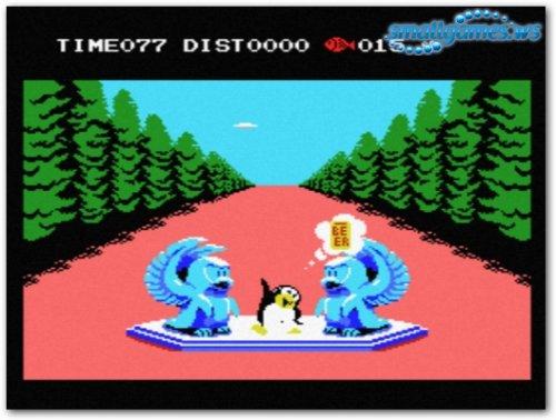 Penguin Adventure(Yume Tairiku Adventure)