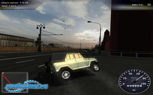 Moscow Racer. Автолегенды СССР