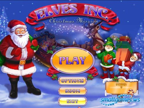 Elves Inc. - Christmas Mission