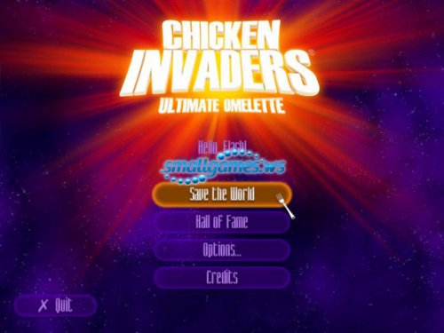 Chicken Invaders 4: The Ultimate Omelette