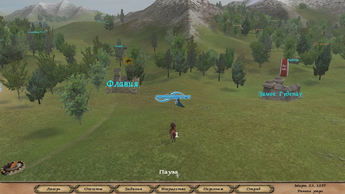 Mount and blade: the horde lands-земли орды » сайт игры mount and.