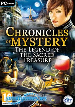 Chronicles of Mystery: The Legend of the Sacred Treasure (русская версия)