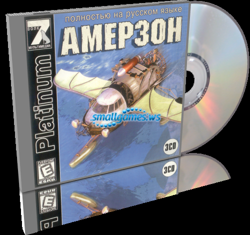 Amerzone: The Explorers Legacy / Амерзон