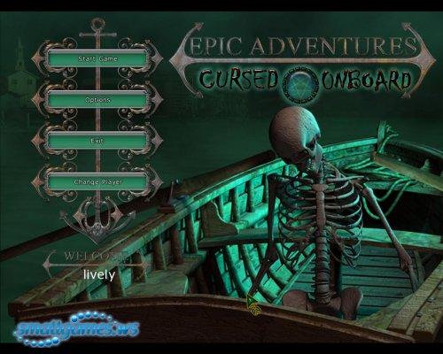 Epic Adventures: Curse Onboard