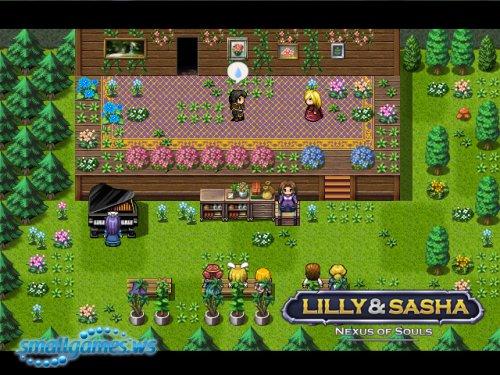 Lilly and Sasha Series