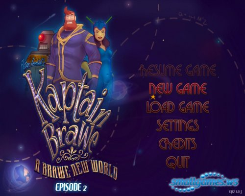 Kaptain Brawe - A brawe new world (Episode 2)