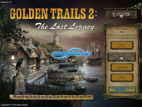 Golden Trails 2: The Lost Legacy Collectors Edition