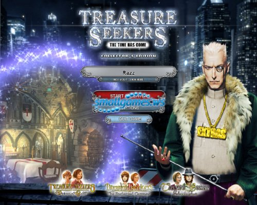 Treasure Seekers 4: The Time Has Come Collectors Edition