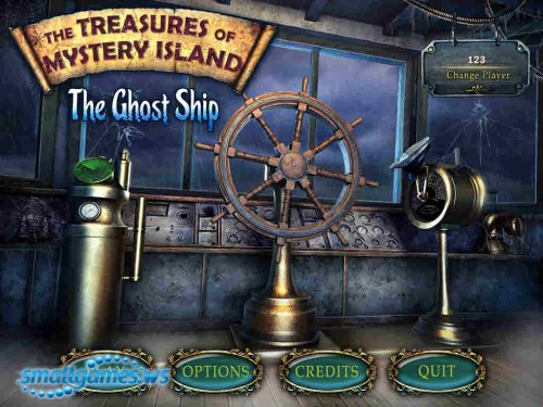 Treasures of Mystery Island: The Ghost Ship
