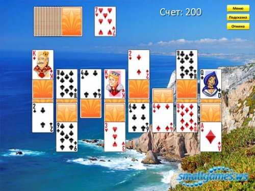 Solitaire Epic (������� ������)