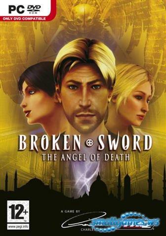 Прохождение игры  Broken Sword 4: The Angel of Death / Сломанный меч 4