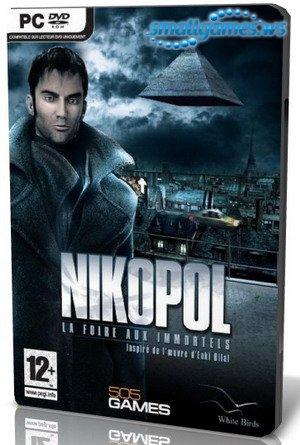 Прохождение игры Nikopol: Secrets of the Immortals / Никопол. Бессмертные