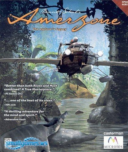 Прохождение игры  Amerzone: The Explorer's Legacy / Амерзон