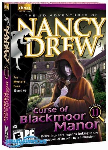Прохождение игры Nancy Drew: Curse of Blackmoor Manor / Нэнси Дрю: Проклять ...