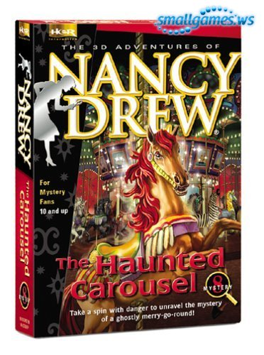 Прохождение игры  Nancy Drew: The Haunted Carousel / Нэнси Дрю. Заколдованн ...
