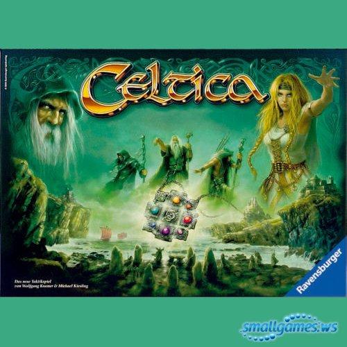 Прохождение игры celtica кельтика