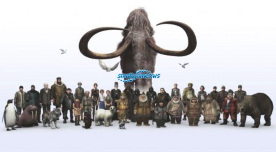 Прохождение игры syberia сибирь